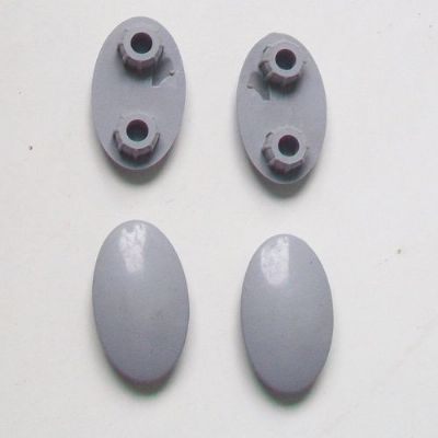 Ideal Standard Oval Toilet Seat Buffer Pack - 02002034